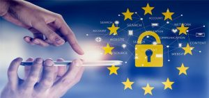 Image representing data regulation in the EU